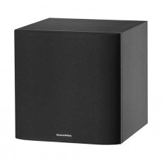 "Bowers & Wilkins 600 Series 10"" 500W Powered Subwoofer - Matte Black"