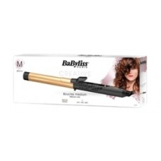 Babyliss  25mm LED Iron Curler (BABC425SDE) - Gold