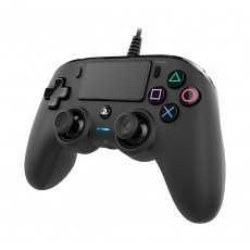 Bigben PS4 Wired Compact Controller - Black