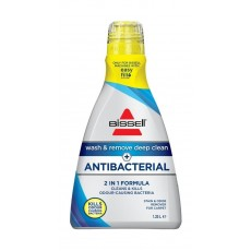 Bissell 1898E Wash And Remove Deep Clean Antibacterial Formula 1.25 Liter
