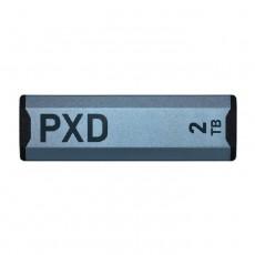 Patriot 2TB PXD Portable USB 3.2 Gen 2 Type-C External SSD Hard Drive