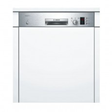 Bosch Built-In 60cm Dishwasher - Stainless Steel (SMI53D05GC)