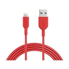 Anker PowerLine II Lightning Cable 3m - Red