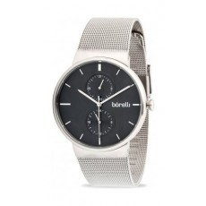 Borelli Quartz 40mm Analog Gents Leather Watch - 20053449