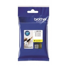Brother Yellow Ink Cartridge -LC3717Y