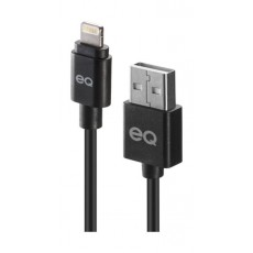 EQ Lightning Cable 1m - Black