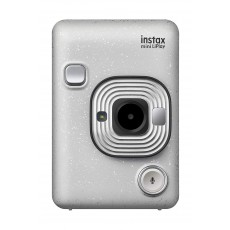 Fujifilm Instax Mini LiPlay Camera - Stone White 3