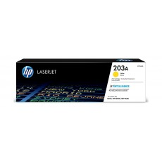 HP 203A Yellow Toner - CF542A