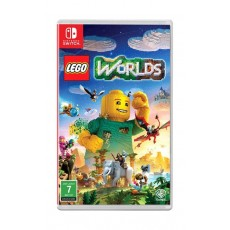 Lego Worlds: Nintendo Switch Game