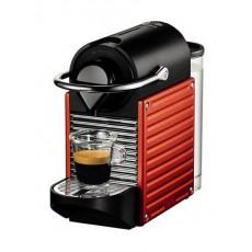 Nespresso Pixie Coffee Machine (C60-ME-RE-NE) - Red