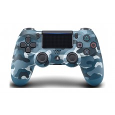 PlayStation 4 Wireless DualShock 4 Controller - Blue Camouflage