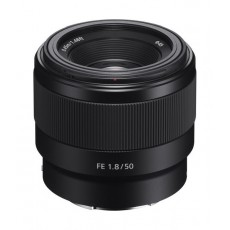 Sony Aps-C 50mm F1.8 E-Mount OSS Camera Lens (SEL50F18/BC)