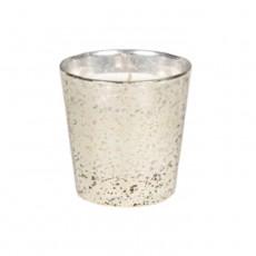 Sandalwood Candle 75g - Silver