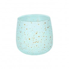 Soft Linen Candle 120g - Blue