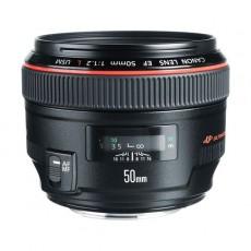 CanonEF 50mm F/1.2L USM Lens