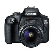 Canon EOS 4000D 18MP Wi-fi With 18-55 Lens DC
