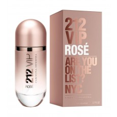 212 Vip Rose by Carolina Herrera for Women 80ml - Eau de Parfum