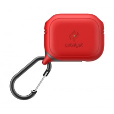 Catalyst Waterproof Apple AirPods Pro Case - Red