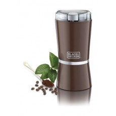 Black + Decker 150W Coffee Bean Mill (CBM4-B5)