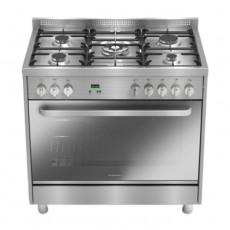 Rosieres Floor Standing Cooker (RGG95HXLPG) - Stainless Steel