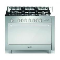 Terim 100x60cm 5 Burner Free Standing Gas Cooker (165SQPGGX)