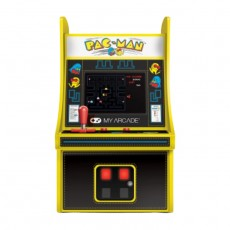 My Arcade Pac-Man Yellow Micro Player Collectible in Kuwait   Buy Online – Xcite