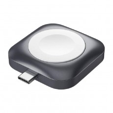 Satechi USB-C Magnetic Charging Dock for Apple Watch (ST-TCMCAWM)