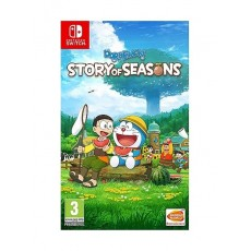Doraemon Story Of Seasons Game - Nintendo Switch Game