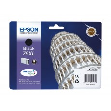 Epson Durabrite Ink 79XL For Inkjet Printing 900 Page Yield - Black (Single Pack)