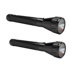 Wansa Set of 2 Rechargeable Torches 2SC+2AA (CL-5007A CL-5007B)