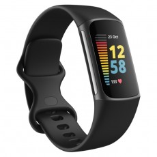 Fitbit Fitness Tracker Black Stainless Steel silicon cheap buy in xcite Kuwait