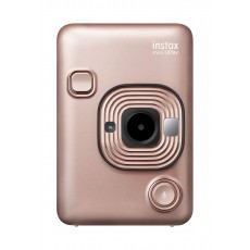 Fujifilm Instax Mini LiPlay Camera - Blush Gold