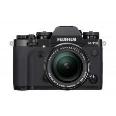 Fujifilm X-T3 Mirrorless Digital Camera w/XF18-55mm Lens Kit - Black