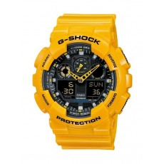 Casio G-Shock Standard Analog Digital Sport Watch For Men (GA-100A-9ADR)