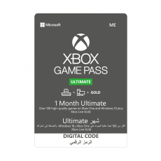 Microsoft Xbox Game Pass Ultimate - (1 Month)