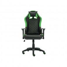 EQ RGC-5001-Kid E-sports Gaming Chairs - Black/Green