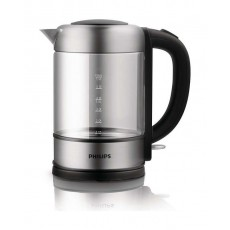 Philips 2200W Schott Duran Glass Kettle (HD9342/02)