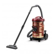 Hitachi CV-960Y 2100W 21L Drum Vacuum Cleaner - Red