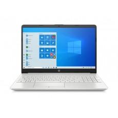 "HP Notebook 15 Intel Core i5 10th Gen 8GB RAM 1TB HDD + 128GB SSD 15.6"" Laptop - Silver"