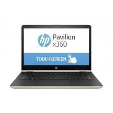 HP Pavilion x360 Core i5 8GB RAM 1TB HDD + 128  SSD 14-inch Convertible Laptop - Gold