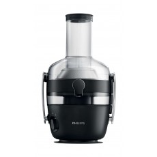 Philips 900W 1L Quick Clean Juice Extractor (HR1916/71) – Black