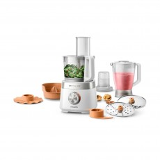 Philips Compact Food Processor - 850W 2.1L (HR7530/01)