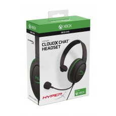 HyperX CloudX Chat Xbox One Wired Headset - Black