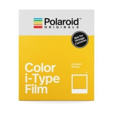 Polaroid Color Film For i-Type Pack Of 8
