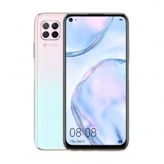 Huawei Nova 7i 128GB Phone - Crystal
