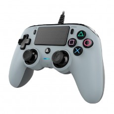 Bigben Nacon PS4 Wired Compact Controller - Grey