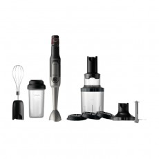 Philips Hand Blender with Chopper and Whisk- 800W (HR2657/91)