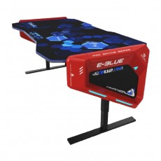 Gaming Desk 1.65M With RGB Glowing Effect