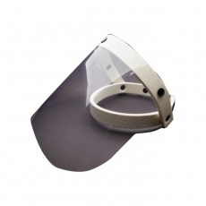Extra Joy Adults Face shield - White