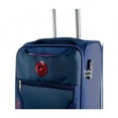 US Polo Hunter Large Soft Luggage - Navy Blue
